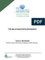 Malaysia Fertiliser Market