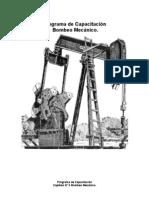 Producción de petroleo bombeo mecánico