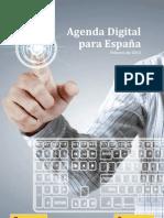 Agenda Digital Para Espana