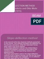Slope Deflection Method