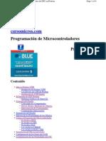 Proteus Configuracion PropiedadelPic