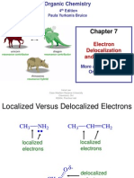 Chapter 7. Electron Delocalization and Resonance