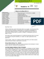 newsletter 10a 21-11-12