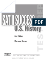 G Exam SAT II Success History
