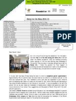 newsletter 11 28-11-12