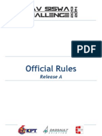 Uav Siswa Challenge 2013-2014 - Rules - Release A