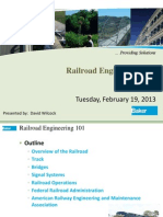 S38 Railroad Engineering 101 LTC2013