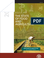 State of Food and Agriculture 2012