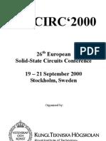 Escirc2000 Program