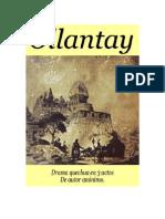 OLLANTAY - ANONIMO