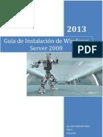 Instalación de ws82