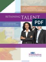 Retaining Talent- Final