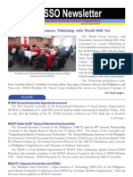 IFSSO Newsletter Jan-Mar 2013