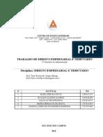 ATPS - DIREITO TRIBUTÁRIO.doc