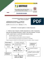 Atividade 2 Processos Logísticos e a cadeia de suprimentos para plataforma