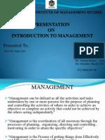 P.M. (Project PPT)