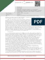 Dto-80_26-Ago-2006 Norma de Emision Para Molibdeno y Sulfatos de Efluentes Descargados Desde Tranques de Relaves Al Estero Caren