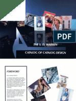 SD Warren Catalog of Catalog Design