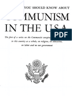 100 Things You Should Know About Communism in the USA
