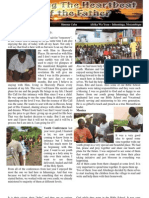 Jan 09 Newsletter-Mozambique