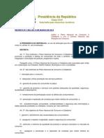 Decreto 7963-13 - Plano Nacional de Defesa Do Consumidor