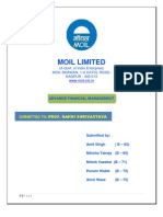 Moil Ltd Afm