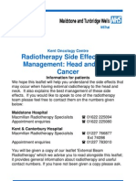 Radiotherapy, Head & Neck CAN-RAD-32 [20110516][MASTER]