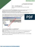 Windows Server 2008 - Part 7 - Disk Management - Smith.N Studio