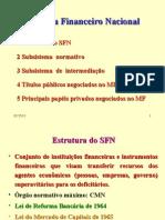 Sistema Financeiro Nacional 2a Aula