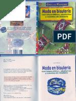 Revista Crea Con Patrones Moda en Bisuteria Con Imperdibles Abalorios y Cuentas de Madera Imagenes