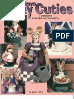 Revista Fimo Clay Cuties