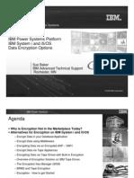 i5OS Data Encryption