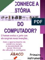 Apresentação da História do Computador 2013