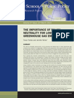 Greehouse Gas Emissions Final