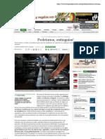 Proletarios, ¡extinguíos! | Periódico Diagonal