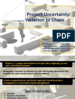 Project Management_ Managing Project Uncertainty_From Variation to Chaos
