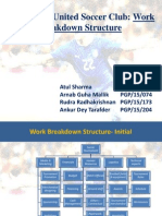 Project Mangement_ Manchester United Soccer Club Work Breakdown Structure