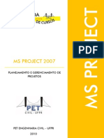 MS Project 2007 Basico