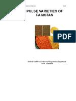 PULSE VARIETIES OF PAKISTAN
