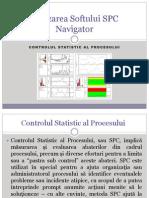 Utilizarea Softului SPC Navigator v3