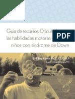 Dificultades en Las Habilidades Motoras Orales en Sindrome Down