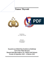 Thyroid Tumor