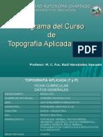 01) Programa Del Curso