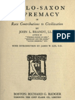 Brandt John L. - Anglo-Saxon Supremacy