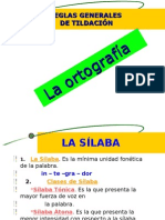 Reglas Ortograficas Ok