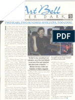 Art Bell After Dark Newsletter 1995-11 - November
