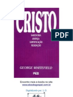 CRISTO, Sabedoria Justiça, o Redenção - George White Field