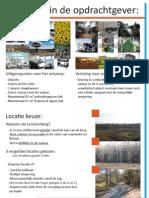 Panelen KBS 2, Nieuwbouw vakantiewoning Lemeleberg