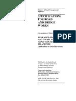Morth Specification vol.1