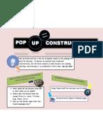 Popup Constructivism Revised